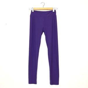 {LuLaRoe} Purple One Size Legging